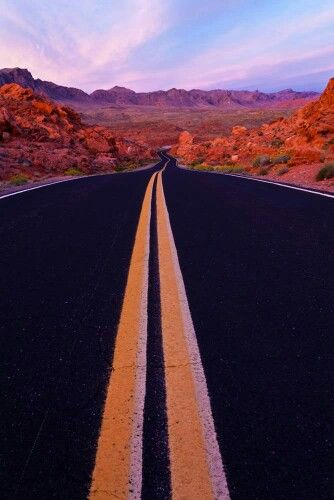 Valley of Fire. Nevada