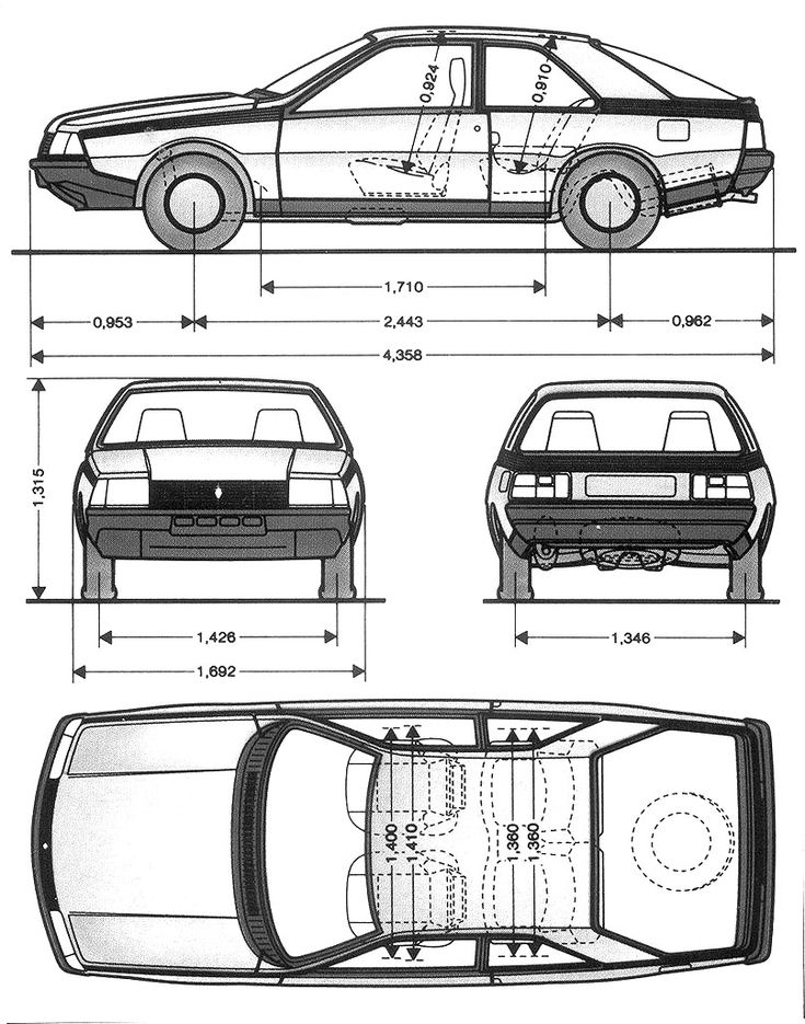25  best ideas about renault fuego on pinterest