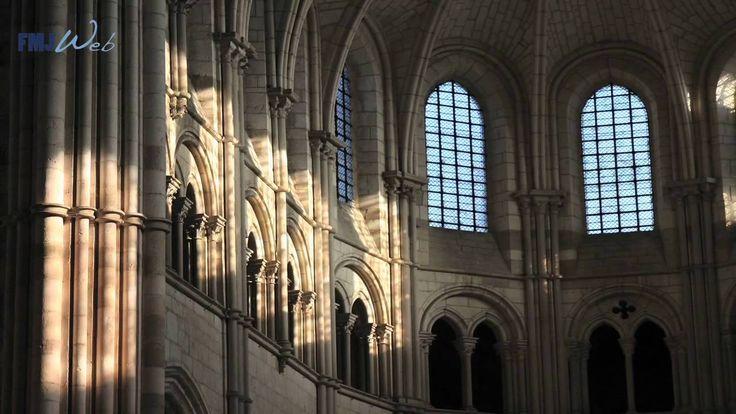 Vézelay - Un rayon de sa lumière
