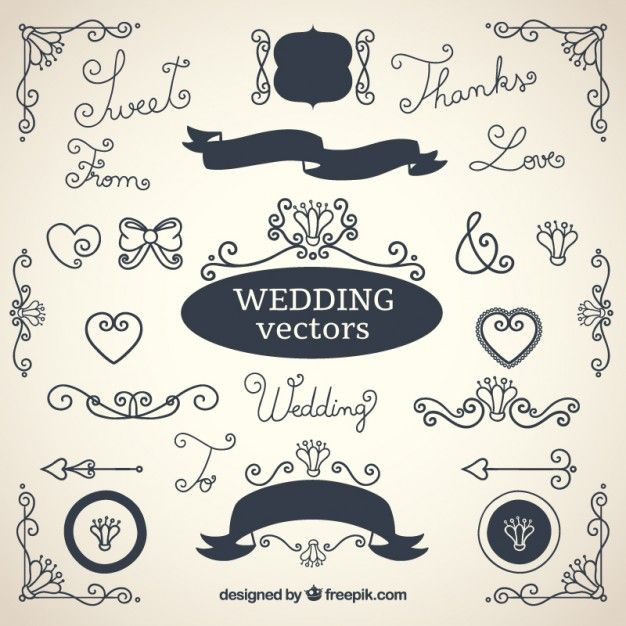 78 best convites casamento images on pinterest doodles vectors coleo decoraes de casamento vectorswedding junglespirit Image collections