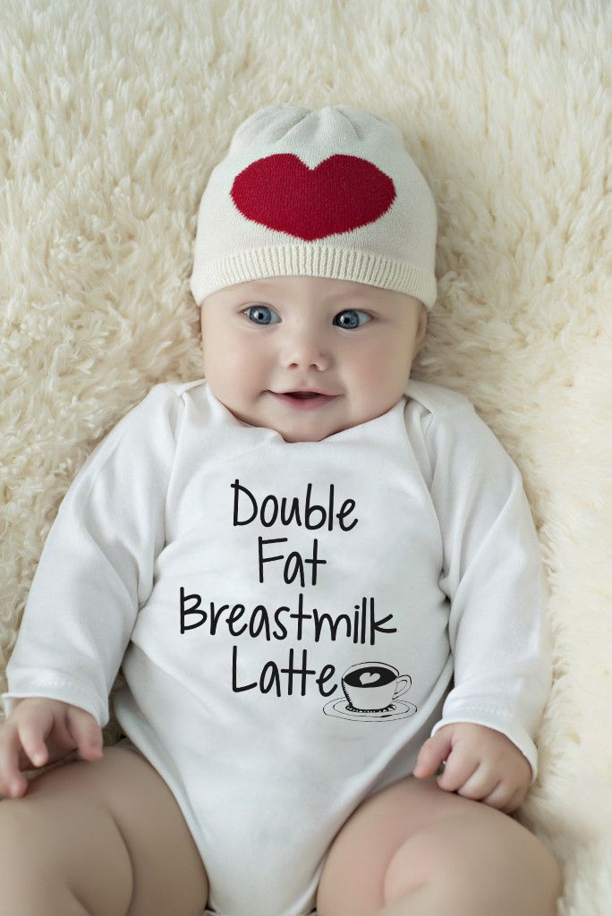 This unisex onesie is so adorable and hilarious. Keep your baby stylish and comfortable. #Baby #Clothing