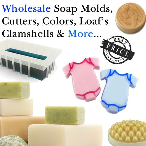 Wholesale Soap Making Supplies