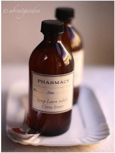 sciroppo naturale per il raffreddore :: translates to homemade syrup for colds