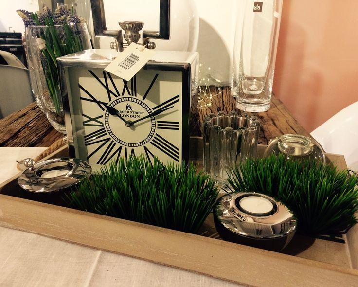 Uhren, Vasen und vieles mehr. Bei uns finden Sie das besondere für Ihr Zuhause.