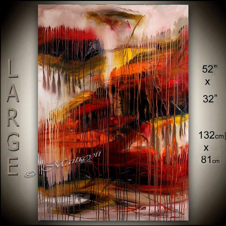 1000 id es sur le th me art de mur abstrait sur pinterest peintures abstrait et art graphique - Peinture qui cache les defauts ...