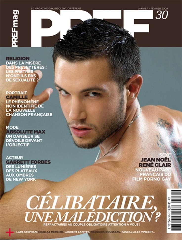 Johan Akan photo from PREF mag, french magazine (january 2009)