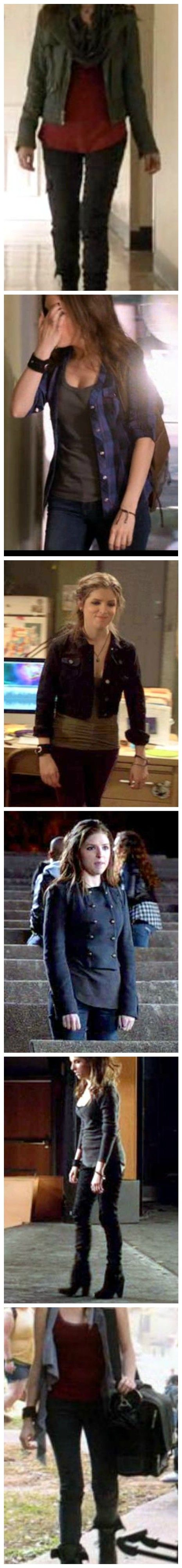 Anna Kendrick -Beca Mitchell - Pitch Perfect