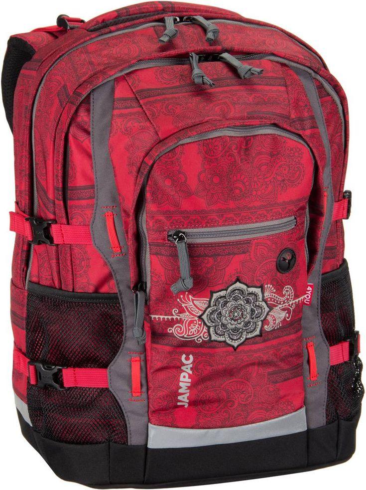 Taschenkaufhaus 4YOU Jampac Schulrucksack Henna Tatoo - Schulrucksack: Category: Taschen & Koffer > Schulrucksack > 4YOU…%#Quickberater%