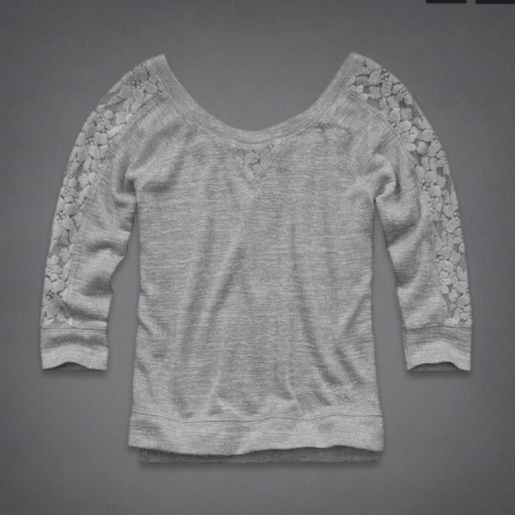 Abercrombie kids sweater to die for