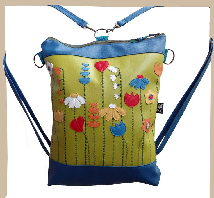 Lovely flower bag