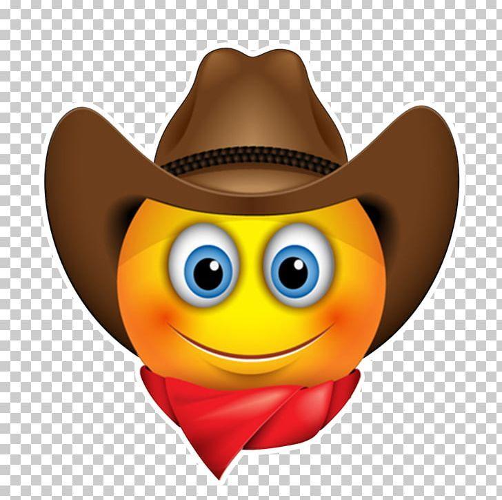 Emoji Smiley Emoticon Cowboy Png Computer Icons Cowboy Cowboy Hat Desktop Wallpaper Emoji Emoji Emoticon Smiley