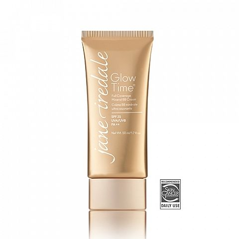 Jane Iredale Glow Time - Full Coverage Mineral BB Cream