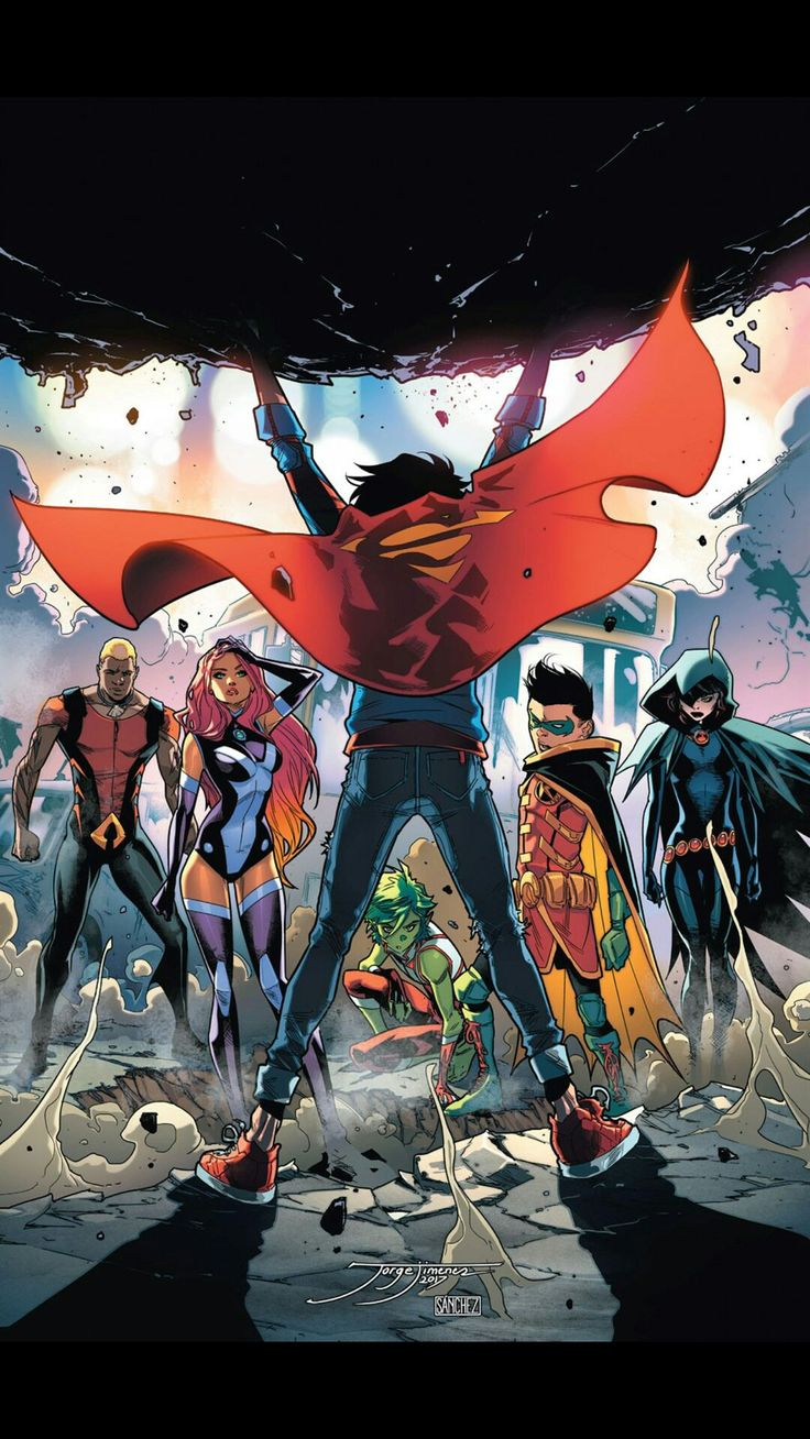 OneShots de los personajes de DC COMICS •Nightwing •Red