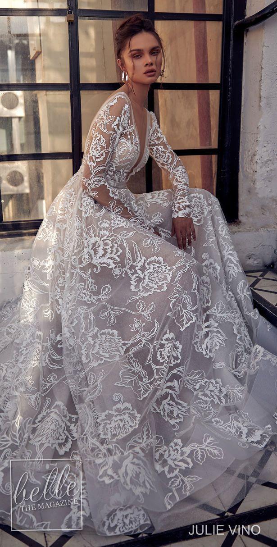 Julie Vino Wedding Dresses 2020 Belle The Magazine In 2020 Best Wedding Dresses Gorgeous Wedding Dress Ball Gown Wedding Dress