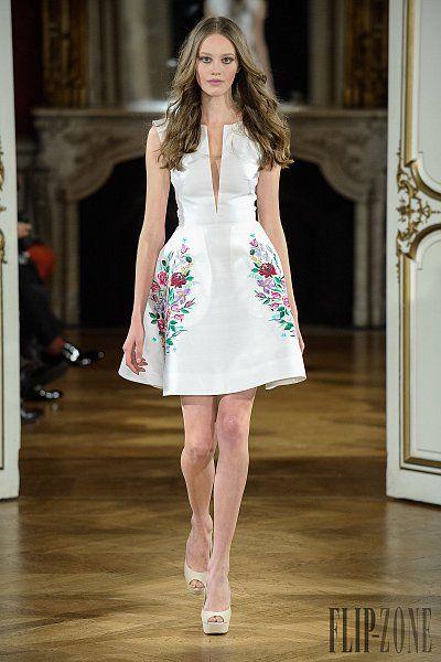 Yanina Primavera-Verano 2015 - Alta Costura