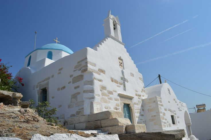 Chiesette Greca Paros _Augusto_  on 500px