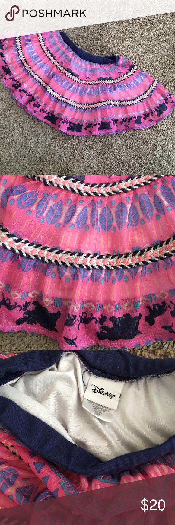 Disney TUTU skirt Really cute Disney tutu skirt rare hard to find.. Size 4T. Disney Bottoms Skirts