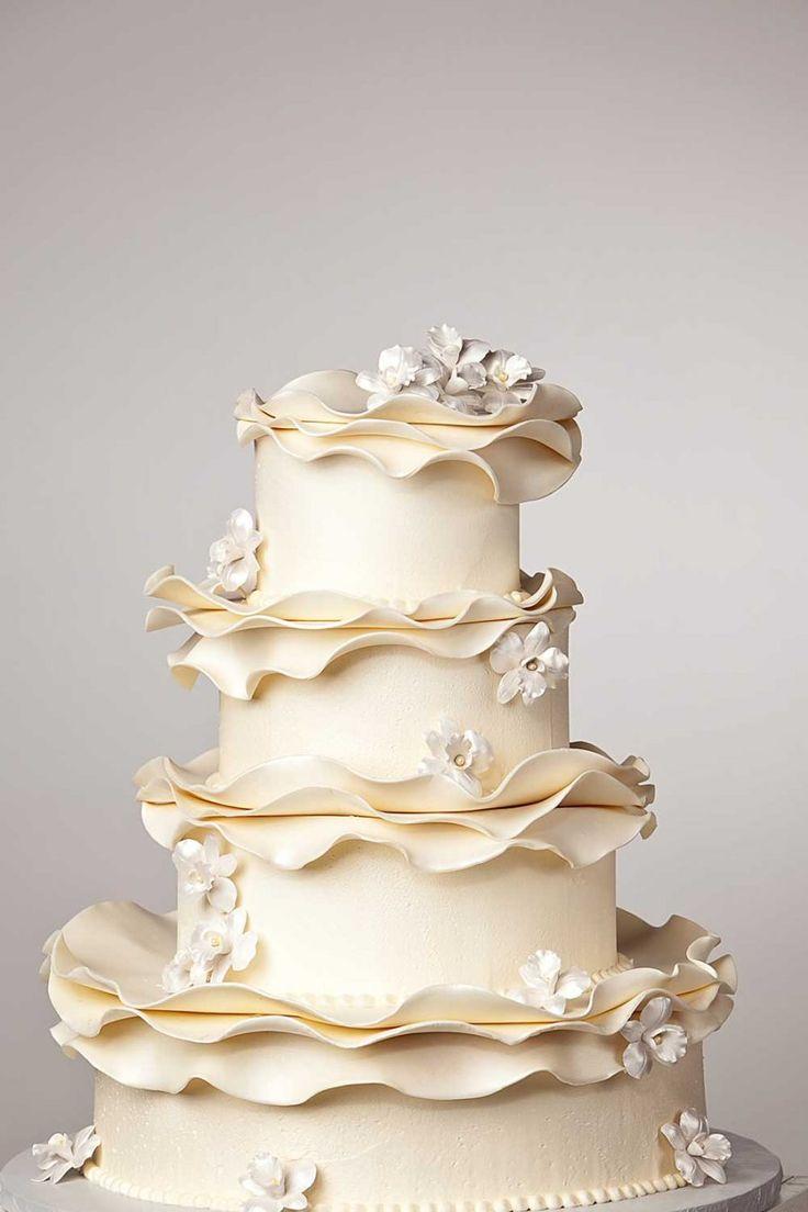 2648 best wedding cakes images on Pinterest | Cake wedding ...