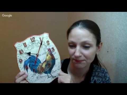 Декупажные истории. 17-й день онлайн-мероприятия «Декупажные истории» Ирина Комарова