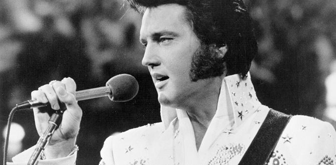 """Você gosta de Elvis Presley? Muito? O suficiente para comprar uma roupa suada do cantor? Pois a sorte está do seu lado! A casa de leilões Sotheby's venderá a quem der o maior valor um terno utilizado pelo Rei do Rock – com direito a mancha nas axilas e tudo! Estimado entre US$ 200 mil e US$ 300 mil, o figurino de Elvis é uma das principais peças do leilão """"A Rock   Só pra quem gosta!!!  :-)"""
