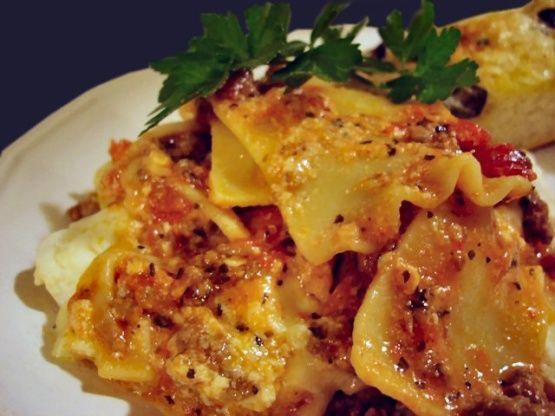 recipe: skillet lasagna cooks illustrated [23]