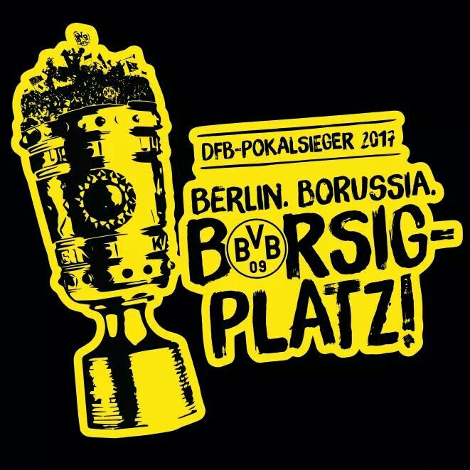 BVB Pokalsieger 2017 --- http://www.marco-reus-trikot.de --- #DFB #Pokal #BVB