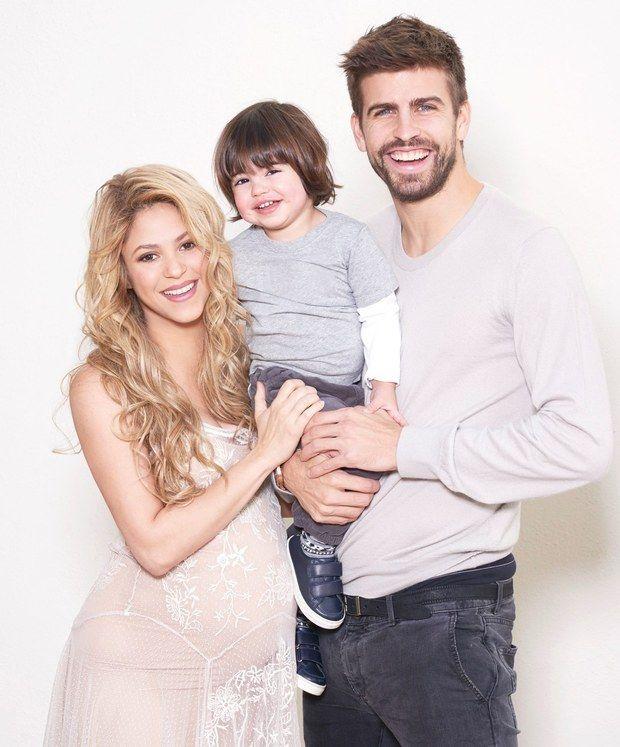 Babystuf.nl - Shakira voor Unicef beautiful pregnant!