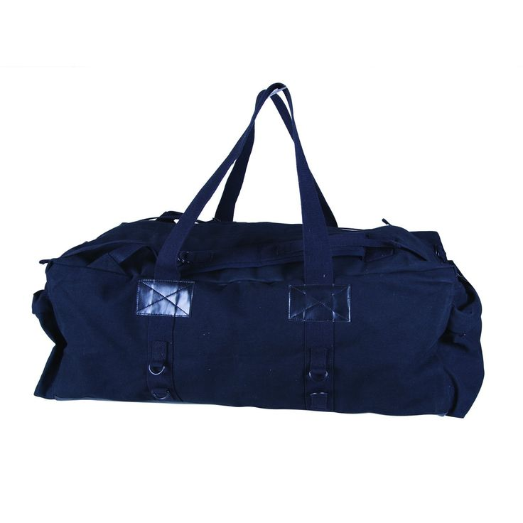 Stansport Canvas Tactical Duffle Bag * See this great product.