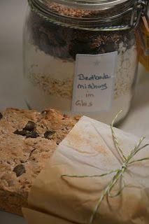 CheRRy's World: Brotbackmischung im Glas