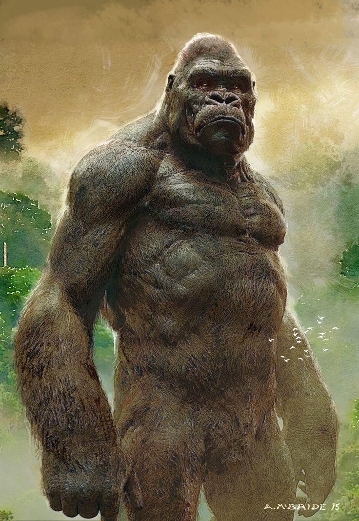 Kong Skull Island Movie 4k
