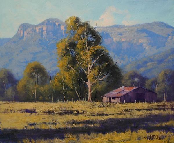 My favorite aussie artist graham gercken he captures the for Australian mural artists