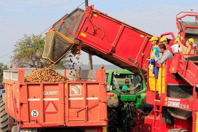 Se poate face agricultura in Romania