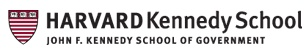 Harvard Kennedy School of Government - List of US Think Tanks (with links)
