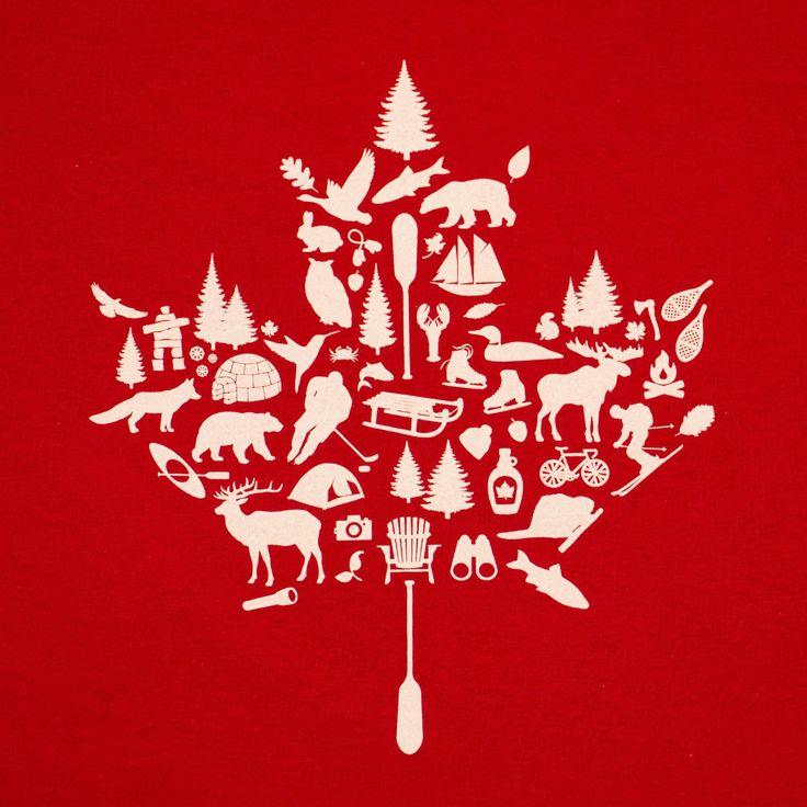 Women's Canadiana Tee