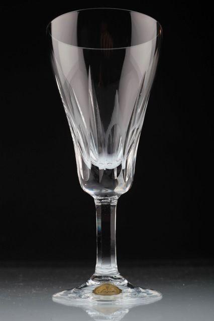 1 Vintage Spiegelau Helios Kristall Sektglas Glas K52
