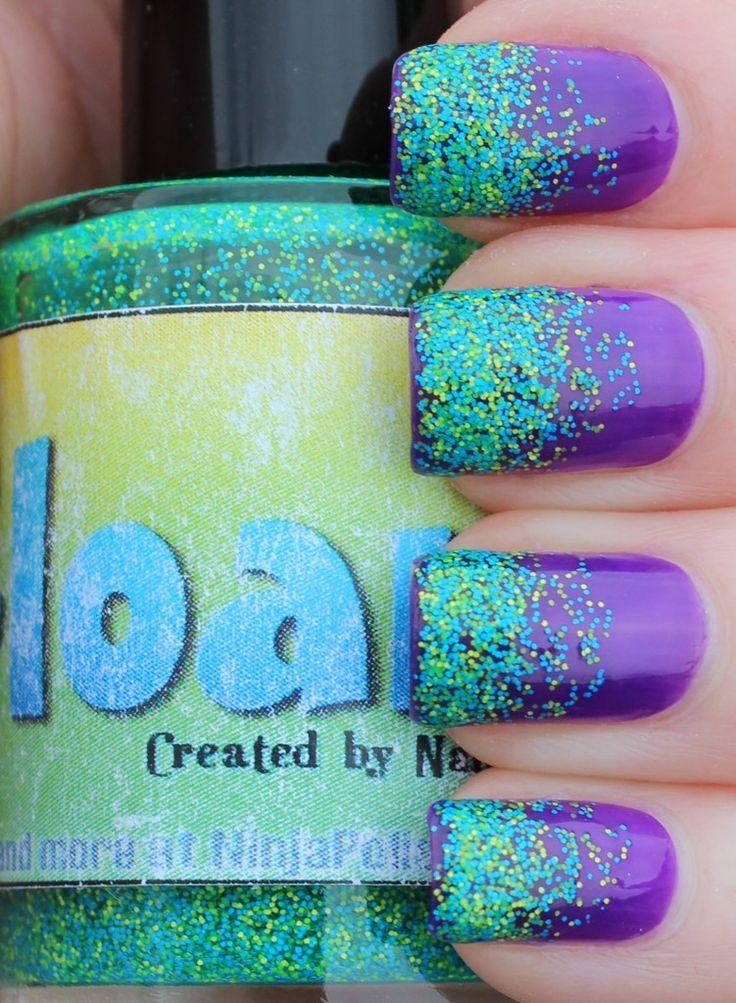 Mejores 281 imágenes de Nails ♥ en Pinterest | Diseño de uñas ...