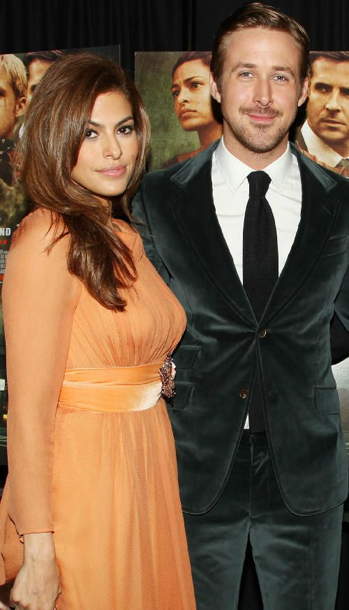 Eva Mendes and Ryan Gosling welcomed their second child on April 29