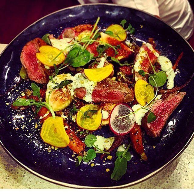 Fresh Salads Daily By @ballinarslchef