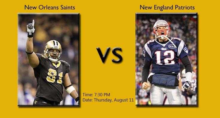 [@Saints vs Patriots] New Orleans Saints vs New England Patriots Games Live- Go Live: https://www.nflwebtv.net || http://www.nfl-schedule.net/saints-vs-patriotsnew-orleans-saints-vs-new-england-patriots-games-live/