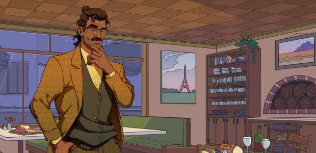 Dad dating sim Dream Daddy is out now