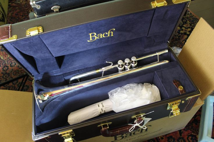 Bach Stradivarius Model LR180S43 Professional Trumpet MINT CONDITION