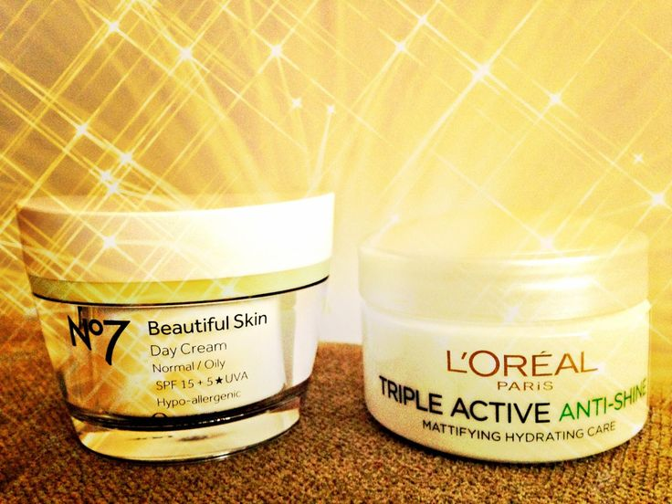 Stay Matte With Mattifying Creams! L'Oreal vs. Boots No7