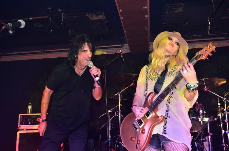 Alice Cooper And Orianthi | GRAMMY.com