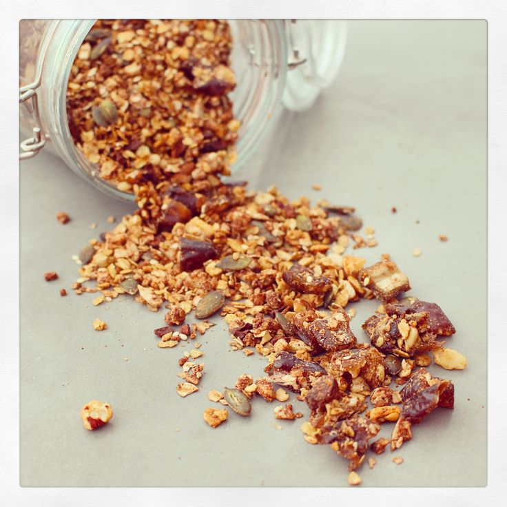 Our 'no need for a slogan' chocolate granola | dower and hollingsworth
