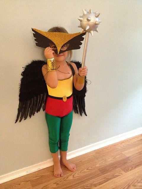 Hawk Girl Costume for Karlie