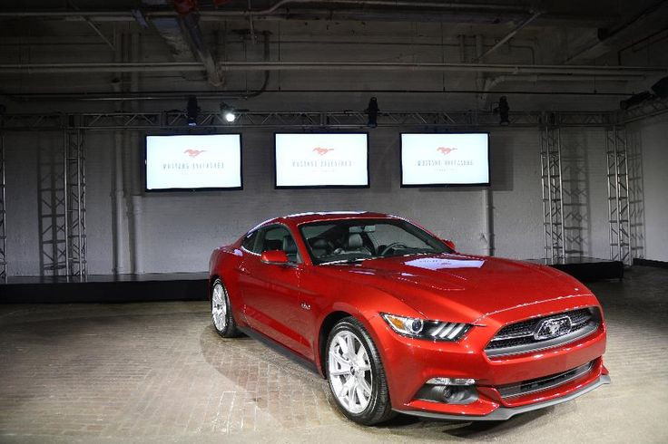 8. Ford Mustang | Sports cars, Fuel economy, Ford mustang