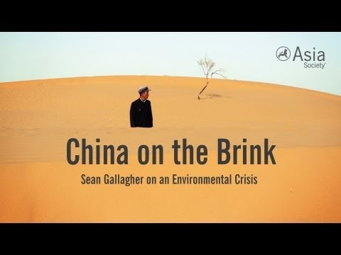 Photographer Sean Gallagher Says #China's Environment 'Everybody's Problem'