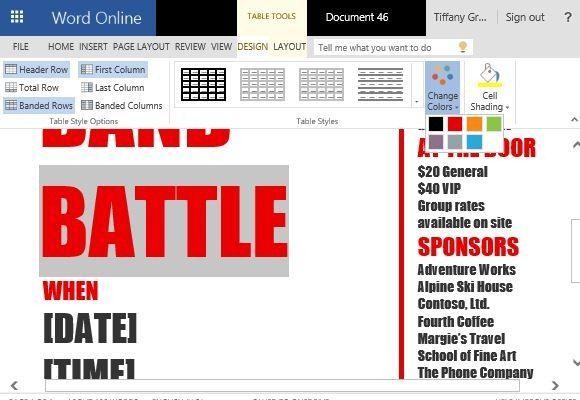 free resume template microsoft word using smartart