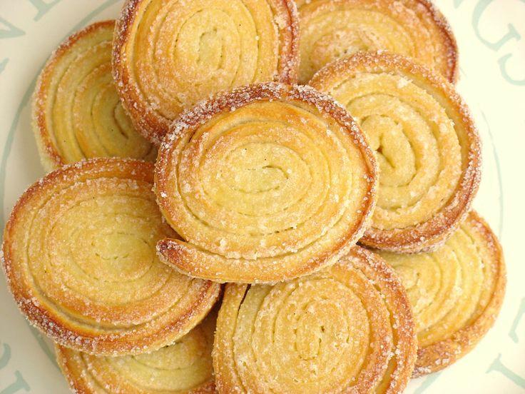 Ma Petite Boulangerie: Galletas de philadelphia y vainilla
