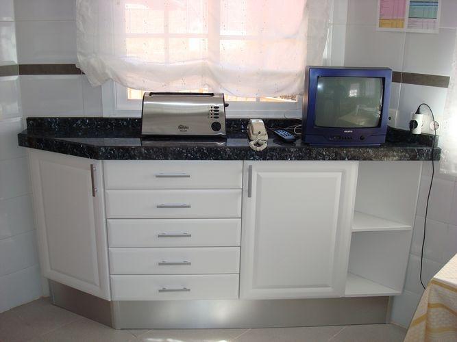 Dise o de cocinas dise o de cocinas en aravaca cocina - Cocinas de diseno en madrid ...